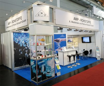 AWP Messestand Fakuma